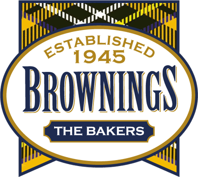 Brownings the Bakers - Established since 1945