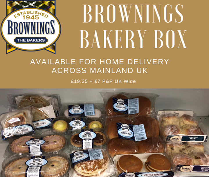 Buy Brownings Bakery Box