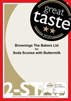 Great Taste 2020 - Soda Scones with Buttermilk