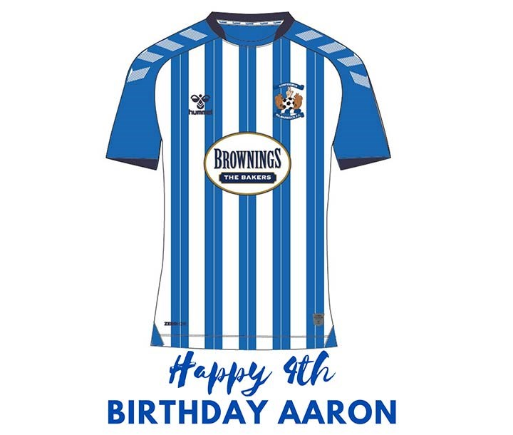 Killie Home Strip Front